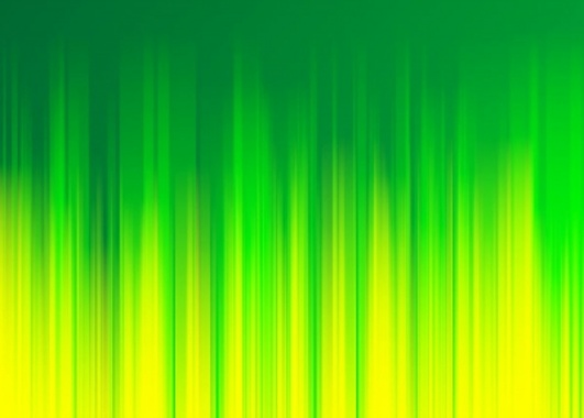Green-Yellow Stripes Vector Background - Free