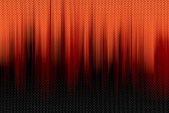 Abstract Meshy-Striped Vector Background