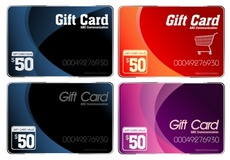 Free Gift Cards Vectors