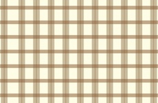 Simple Tartan Vector Background