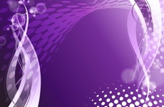 Cool Violet Free Vector Design