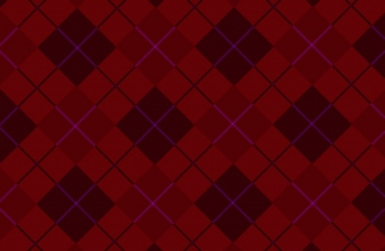 Seamless Checked Vector Pattern