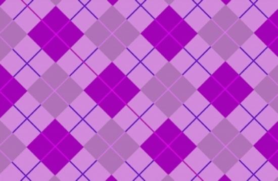 Free Pink Tartan Vector