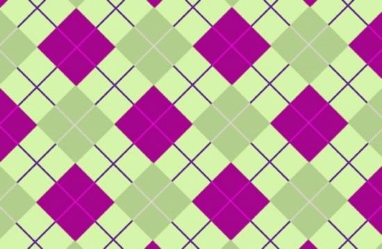 Light Green Tartan Background