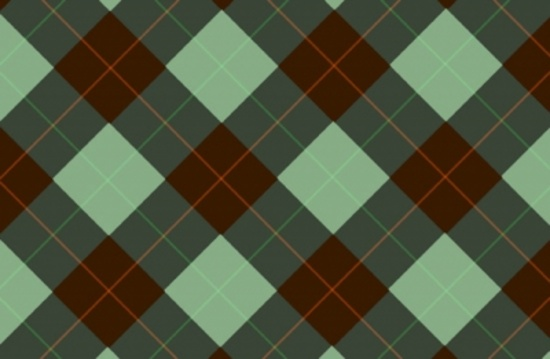 Scottish Tartan Free Vector