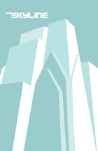 City Buildings Vector Design