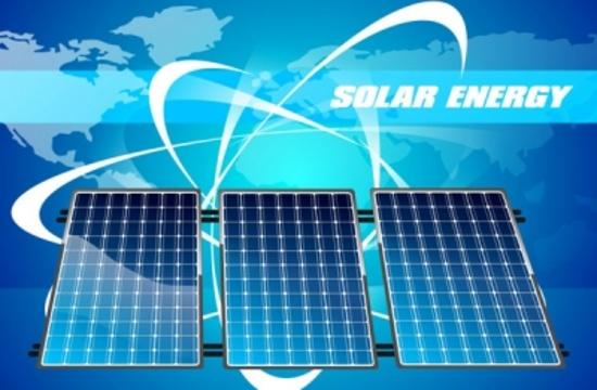 Solar Energy - Vector Solar Panels - Free