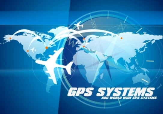 Navigation Systems GPS Free Vector Design