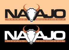 Navajo Custom Vector Logo