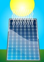 Free Vector Solar Panel