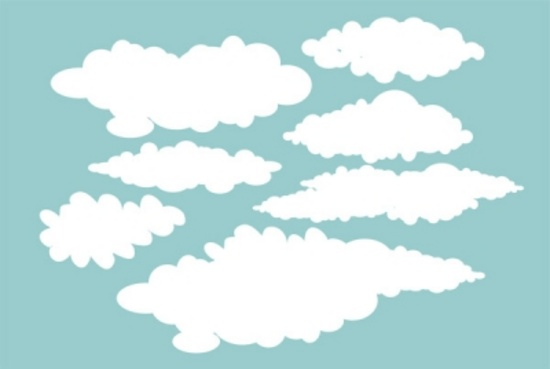 Simple Vector Clouds