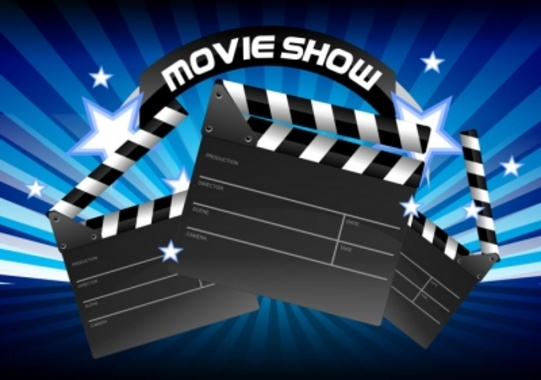 Movie Show with Movie Clappers
