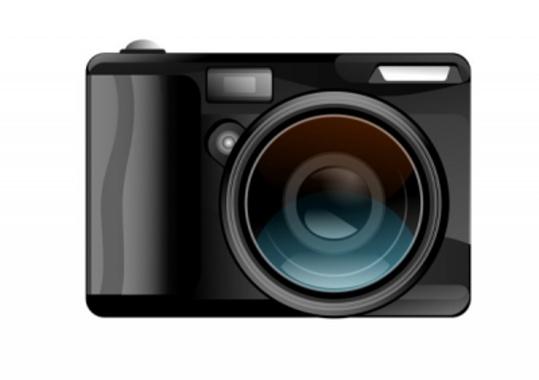 Free Vector Digital Camera