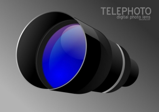 Telephoto Vector Lens