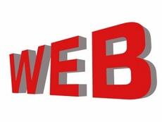 WEB 3D Vector Text