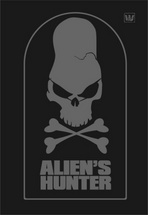 Aliens Hunter - Alien Skull