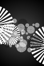 Abstract Circles Design