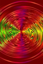Spiral Abstract Vector Background