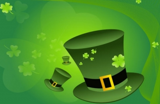 St. Patrick´s day-green hats