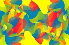 Colorful Plasma Background