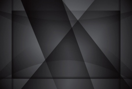 Black Abstract Vector Background