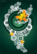 Elegant Abstract Vector Design