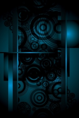 Abstract Hi Tech Vector Background