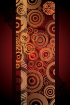 Elegant Maroon Vector Background