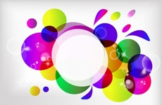 Colorful Cool Vector Design