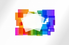 Abstract Colorful Vector Blocks