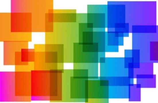 Squares Colors Free Background