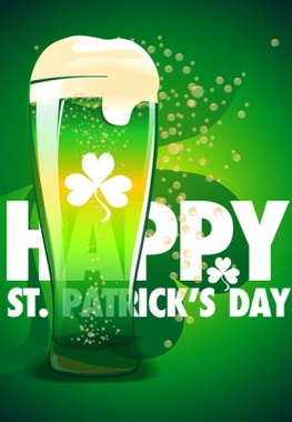 Happy St. Patrick\s Day