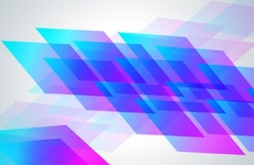 Violet Pinky Squares Vector