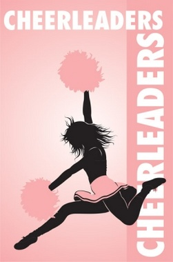 Cheerleading Free Vector