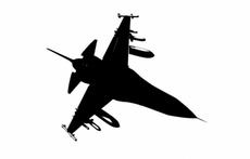 Military Aircraft Free Vector
