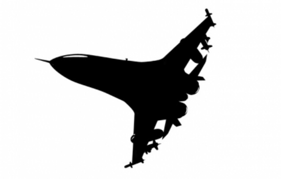 Free Fighter Jet Vector