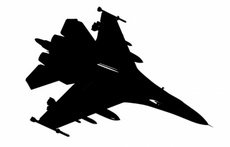 Free Supersonic Fighter Jet