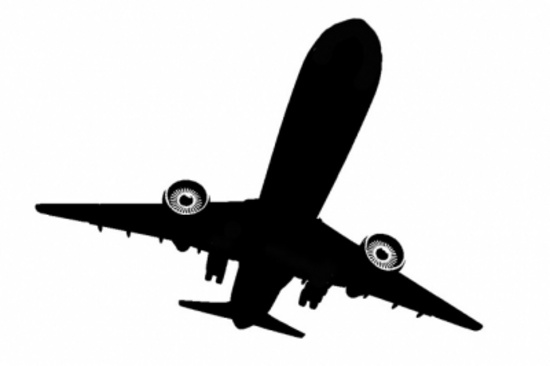 Airliner Jet Take-Off