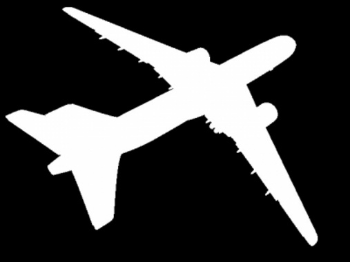 Free Airplane Silhouette
