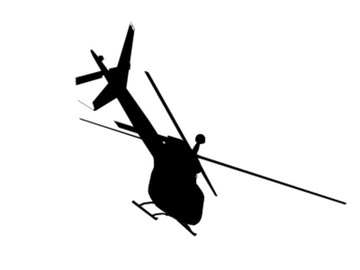 Free Flying Helicopter