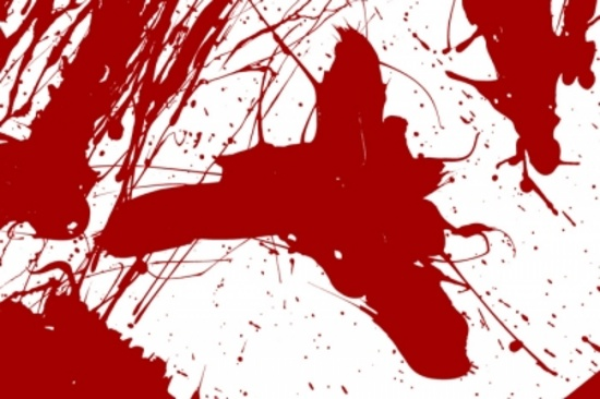 Free Vector Red Splashes