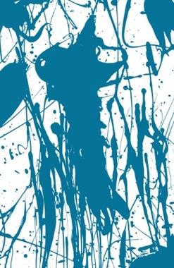 Free Vector Grungy Splash