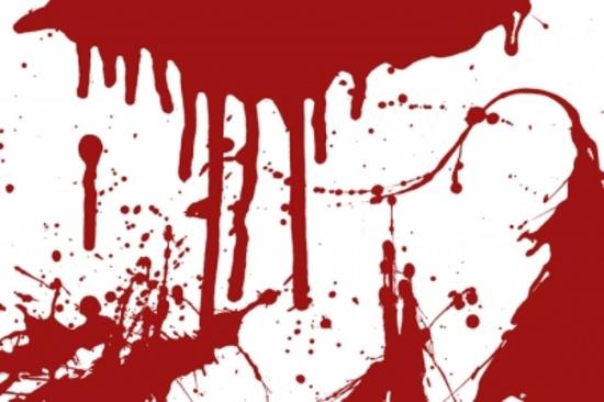 Vector Blood Splashes