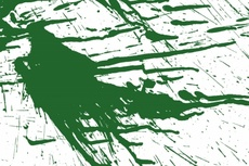 Green Dirty Vector Background