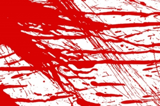 Free Splashy Red Background