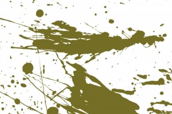 Free Green Paint Splash