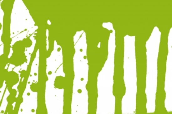Free Green Paint Vector