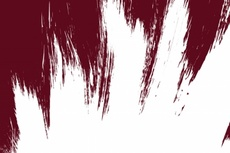 Grunge Maroon Vector  Painting