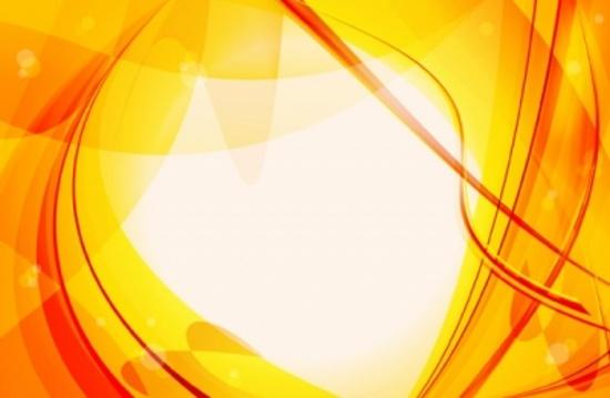 Summer Heat Vector Background