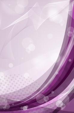 Purple Elegant Vector Design